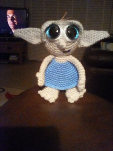 Amigurumi Crochet Elf Pattern Review for Cottontail and Whiskers by Kaytee