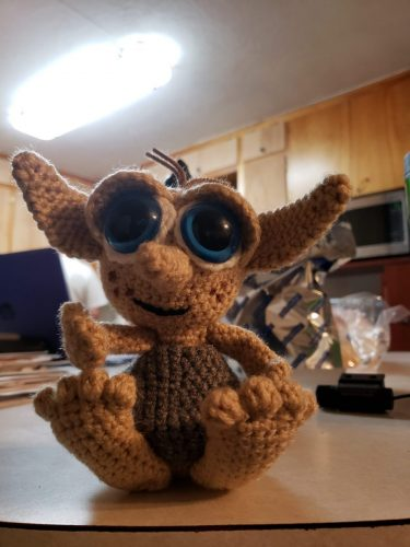 Elf Crochet Amigurumi Pattern Review for Cottontail and Whiskers by Kaytee